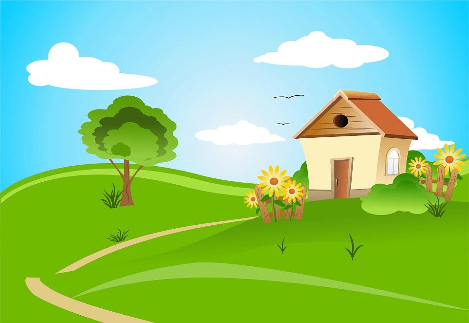 overdragelse af ejendom mellem ugifte samlevende